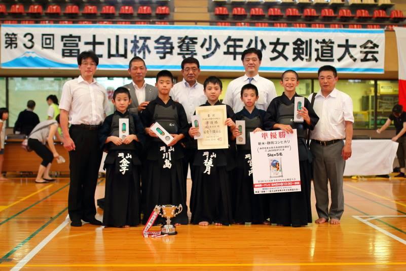 3位 岡山県選抜