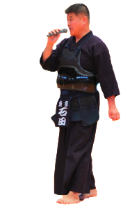 石田利也先生