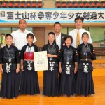 3位 静岡県選抜